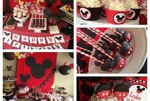 My #DisneySide Party