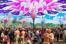 Ozora Festival / Ozora Festival, Hippie and Psychedelic Festival, Goa &Psyche Music