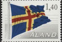 Ahvenanmaa / Åland / Kaunis saari  kahden kauniin maan välissä.