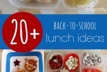 Idees vir skool lunch