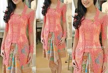 Kebaya or dress