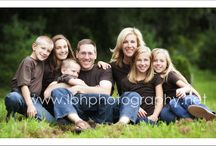 My large fam-o-lee / by Beth Waller