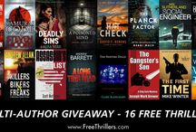 Multi-author Giveaway