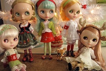 dollies and toys