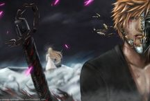 anime/manga / mixed pics, art and more