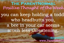 Positive Thinking / Positive ParentNormal Thinking