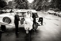 Sheryl and John Wedding / Sheryl and John got married at Rowallan Castle August 2014. They are a perfect example that rain does not ruin your day! Here's some photos of their special day (don't they just look in love?), taken by KSG Photography
