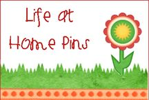 Life at Home / The boards following this board are pins to make your life at home easier!