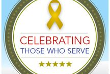 Celebrating Those Who Serve