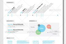 portfolio & resume / by Michael Calin