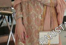 Pakistani suits!