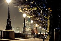 City / Christmas in the city