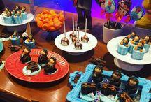 Decoração de festas / Decoração de festas para o público infantil, doces personalizados, mesas completas. Maternidade, passo-a-passo e tudo relacionado a festas infantis.