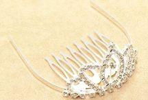accessoires cheveux / pinces croco strass-pique à chignons baguette chinoise bois  métal exempt de nickel et de plomb conformément aux directives européennes