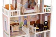 Poppenhuizen / De mooiste poppenhuizen voor je kindje!