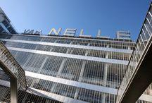 De Van Nelle Ontwerpfabriek / Van Nelle Ontwerpfabriek | Evenementenlocatie | Industrieel monument | Grootste bedrijfsverzamelgebouw | Evenementen van 2-5000 p.| Green Key | Licht, lucht en ruimte