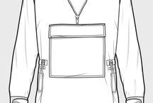 Clothes Sketch