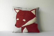 My new love - cushions
