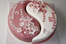 Cake jumelle
