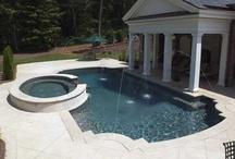 Custom-built Swimming Pools