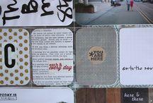 DIY :: Scrapbooking / by Joy