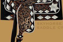 Saddles / by Susie Blackmon