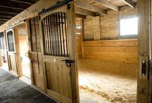 horse salls