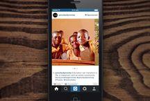 Al passo con Instagram e Twitter
