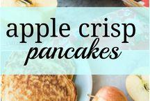 Panquecas e Waffles