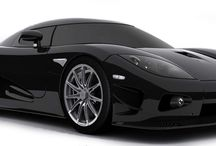 Cars I'll have when I'm rich!