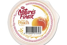 Snacking Fruits / Love to snack with our 113g pots, 200g pots and 220g pots (fork included!)