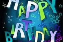 Verjaardagswensen
