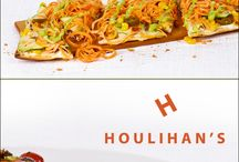 Inspiralized at Houlihan's / Houlihan's is excited to announce our partnership + menu collaboration with Ali Maffucci of the popular blog, Inspiralized. The Inspiralized mission is to eat deliciously and creatively by transforming vegetables into noodles and making dishes that are clean-eating friendly. We're thrilled that Ali has chosen Houlihan's to be her partner in exposing others to this healthier, delicious way of eating.