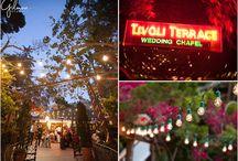 Tivoli Terrace + Tivoli Too Weddings