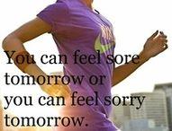 workout motivation / by Heather Weiner
