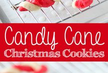 Christmas cookies/desserts