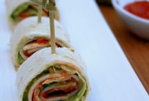 tartines wraps
