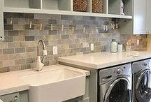 Large workable laundryrooms