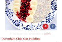 Blue plate special / Meal planning for the week / by Monica Mui