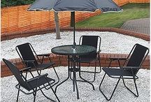 Garden Patio Furniture Set 6 Piece Home Pool Garden RELAX New #GardenFurnitureWorldEssentials