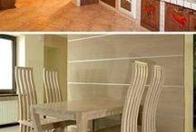 phantasievolle Möbel