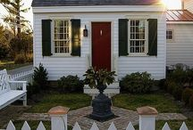 Tiny Houses / by Donna M Puterbaugh