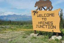 Haines Junction /Yukon