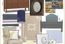 toddler room / by Cathryn McAleavey