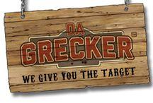 DAGRECKER Airsoft / Softair-Fans und begeisterte Freizeit- und Sportschützen erhalten mit der DAGRECKER Box attraktive und spannende Ziele.