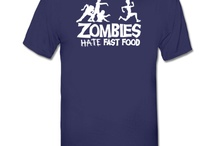 Zombies / by Tiffany Roxy
