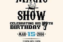 Magic Show Birthday