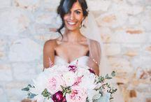 Wedding Bouquet different