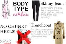 Body Type & Style