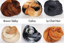I want all of the yarn! / by Rebecca Willoughby